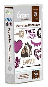 VICTORIAN-ROMANCE-Cricut-Cartridge-Brand-New-Simply-Elegant
