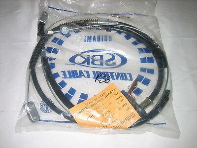 TOYOTA LANDCRUISER HJ60 82 ON HANDBRAKE CABLE