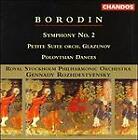 Alexander Borodin - : Symphony No. 2; Petite Suite; Polovtsian Dances (1995)