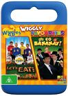 The Wiggles - Let's Eat / Go Bananas! (DVD, 2013)