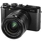 Fujifilm X Series X-M1 16.3MP Digital Camera - Black (Kit w/ XC OIS 16-50mm Lens)