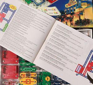 BRAINBOX-500-HOME-EDUCATION-ELECTRONIC-KIT-EXPERIMENTS-RADIO-SENSORS-LIGHTS