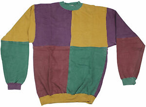 Mens-Jumper-Windcheater-Vintage-Size-S-M-L-XL-NEW