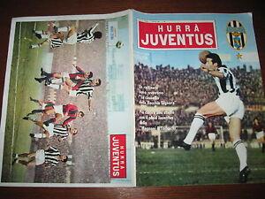 HURRA-039-JUVENTUS-1967-1-INTER-MILAN-VENEZIA-BOLOGNA-ROMA-CASTANO