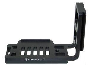 SUNWAYFOTO-L-Plate-Wide-Base-DPL-04-Arca-Swiss-Compat-Sunway-Nikon-D700-D7000