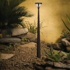 Kichler Lighting 15804AZT LED Tapered Column Low Voltage Landscape Path and Spread Light, Textured A... (783927288606)