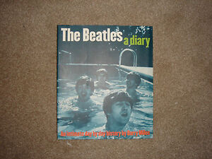 The-Beatles-a-Diary-Book-by-Barry-Miles