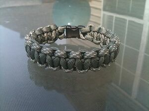 Army Acu Paracord Bracelet Military Air Force Abu