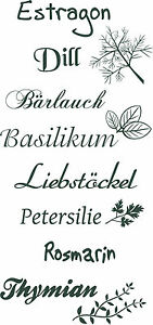 Wandtattoo-Wandaufkleber-Kuche-Rezept-Kuchenkrauter-Gewurze-034 ...