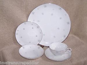 Mid-Century-Retro-Atomic-Cosmic-5-pc-Dinnerware-Place-Settings-multiples-availab