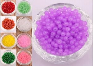 Wholesale-200pcs-Glass-Jade-Round-Loose-Spacer-Beads-Jewelry-Making-Findings-4mm