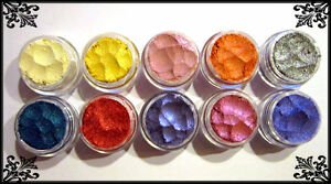 10-MYO-Magical-Elixir-Set-Eyeshadow-Pigment-Mica-Cosmetic-Mineral-Makeup-Limited