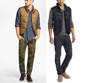 Diesel Brand Men S Fashion Slim Quilted Puffer Warwick