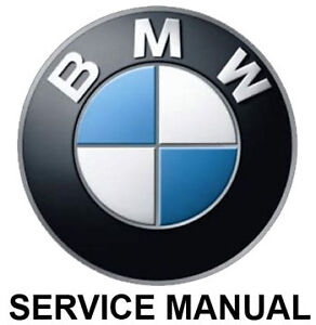 ... > Parts & Accessories > Manuals & Literature > Car & Truck > BMW