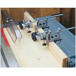 Router Table Table Saw Anti Kickback Fence Feeder Safety Roller System Ebay