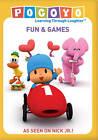 Pocoyo: Fun and Games (DVD, 2012)
