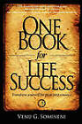 One Book for Life Success: Tranform Yourself to the Next Level by Venu G Somineni (Paperback / softback, 2009)