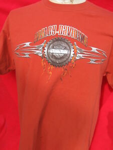 Vtg harley davidson low country charleston sc t shirt ebay for T shirt printing charleston sc