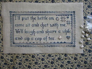 Ill-put-the-kettle-on-sampler-counted-cross-stitch-chart-new