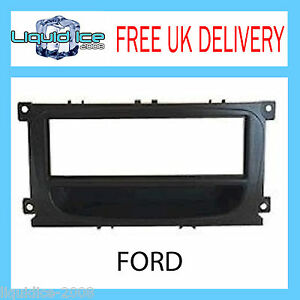 FP-07-12-FORD-MONDEO-2007-ONWARDS-BLACK-FASCIA-PLATE-ADAPTOR-PANEL-SURROUND