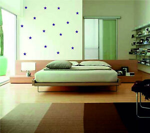 Star-wall-stickers-vinyl-art-decals-motif-graphic-picture-stencil-bedroom-24