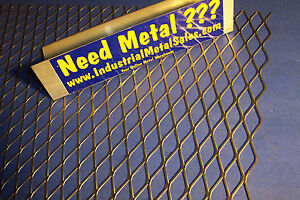Expanded-Metal-Sheet-Diamond-Pattern-062-x-12-x-12-3-4-14-Expanded-Steel
