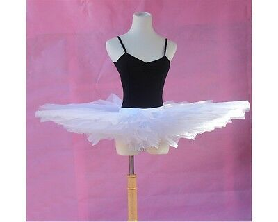 Ellis Bella Ballet half performance tutu  A6 - A12 White