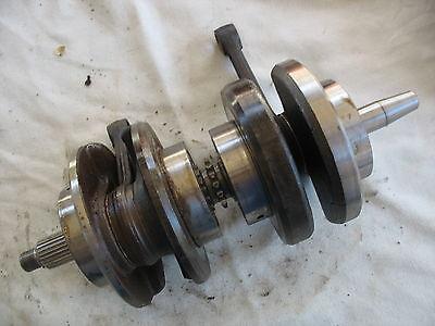 CRANK SHAFT CRANKSHAFT 1975 75 HONDA CB500T CB500 TWIN #3