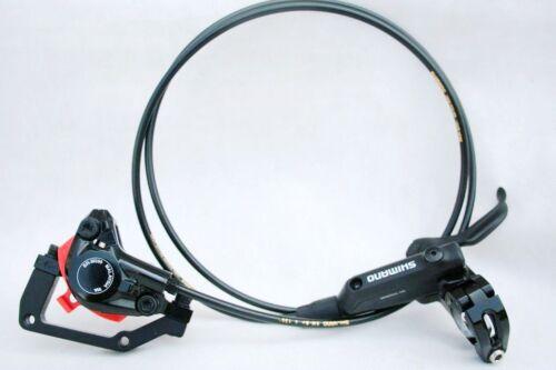 Black NEW 2012 SHIMANO Deore M596 Hydraulic Brake Rear