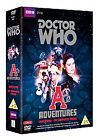 Doctor Who - Ace Adventures (DVD, 2012, 2-Disc Set, Box Set)