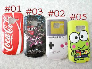 New-Cartoon-Designs-Hard-Cover-Case-for-Nokia-C3-00