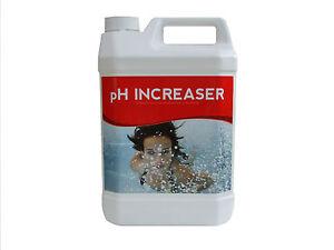 5kg Ph Increaser Swimming Pool Spa Chemicals Ebay