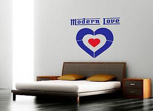 Great Image Is Loading Wall Art Sticker Transfer Bedroom Lounge Modern Love