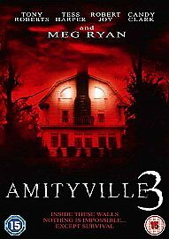 Amityville-3-DVD-NEW-100-CHARITY