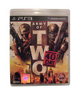 Army of Two: The 40th Day (Sony PlayStation 3, 2010) - European Version