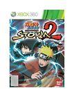 Naruto Shippuden: Ultimate Ninja Storm 2 (Microsoft Xbox 360, 2010)