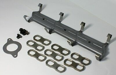 SBC CHEVY HYDRAULIC ROLLER INSTALLATION KIT STEEL SPIDER RACK # 150123