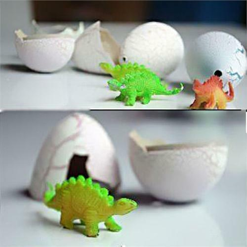 24 Cute Magic Growing Egg Add Water Child Gift Hatching Dinosaur Inflatable Toys