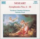 Wolfgang Amadeus Mozart - Mozart: Symphonies Nos. 6-10 (1995)