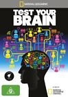 National Geographic - Test Your Brain (DVD, 2013)