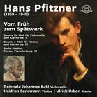 Hans Pfitzner: Vom Früh-Zum Spätwerk von Ulrich Urban,Heidrun Sandmann,Reinhold J. Buhl (2013)
