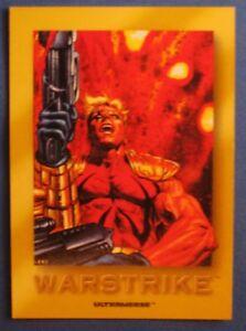 1993-SKYBOX-ULTRAVERSE-CHASE-CARD-WARSTRIKE-R-4-MALIBU-COMICS