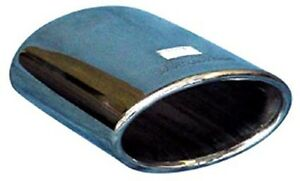 OVAL-Exhaust-Tip-Stainless-Steel-Double-Skin-Rolled-in-2-034-Inlet-A03-016
