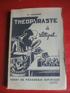 THEOPHRASTE-A-LILLIPUT-TH-LALANNE-1944