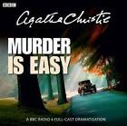 Murder is Easy by Agatha Christie (CD-Audio, 2013)