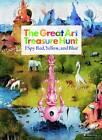 The Great Art Treasure Hunt: I Spy Red, Yellow and Blue by Doris Kutschbach (Hardback, 2013)