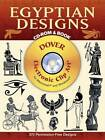 Egyptian Designs by Dover publications (Mixed media product, 2000)