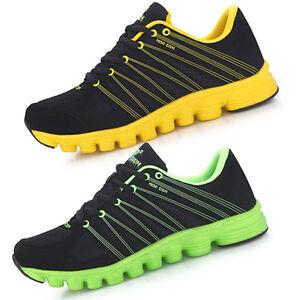 New-Miso-Zium-Black-Womens-Sports-Club-Running-Training-Sneakers-Shoes-Novamall