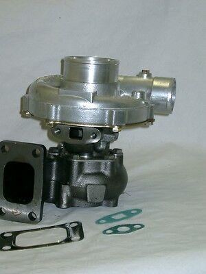 Burstflow Turbolader BT T3T4 - 1 AR.63 bis294 KW 400 PS T3 Flansch VR6 ölgekühlt
