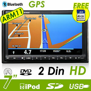 G2227U-7-034-LCD-2Din-In-Dash-Car-Navigation-GPS-iPod-iPhone-FM-DVD-Player-US-Map-m1